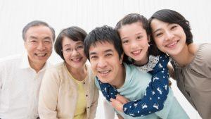 3世代親子